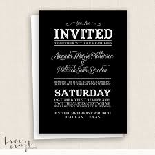 custom invites craft designs best wedding custom invites favors in houston