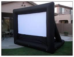 movie theater screen rentals