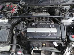 honda civic 1998 vti complete engine honda civic vi saloon ej ek 1 6 vti ek4 90826