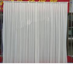 wedding backdrop size aliexpress buy curtains decoration white curtains wedding