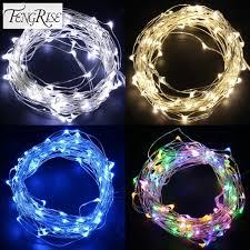 light decoration for wedding fengrise 2 5m led copper wire string lights wedding
