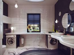 Bathroom With Laundry Room Ideas Articles With Small Bathroom Laundry Designs Tag Small Bathroom