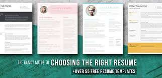 Free Microsoft Resume Template 55 Free Resume Templates For Ms Word Freesumes Com