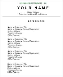 how to format resume how to format references on resume megakravmaga