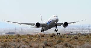 boeing 787 10 dreamliner makes maiden flight and prepares for