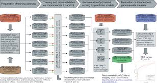 cpg island mapping by epigenome prediction