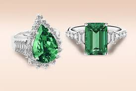 emerald emerald engagement rings for the alternative bride diamondere blog