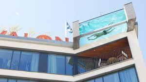penthouse suite avalon hotel