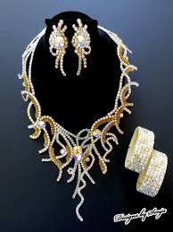 all swarovski crystal necklace images 110 best ballroom jewelry swarovski crystal necklaces images on jpg