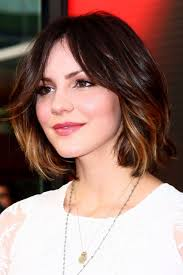 short hairstyles with center part and bangs 24 best hair style center parted bangs fringe images on pinterest