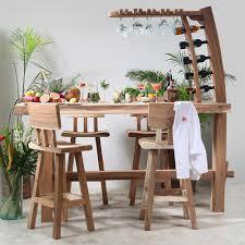 Table Haute En Bois Massif by Chaise Haute En Bois D U0027une Finesse Et D U0027un Charme Absolu