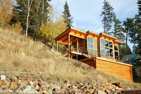 this year u0027s best small home is a 550 sq ft prefab cabin located