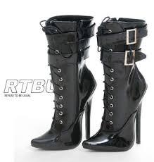 s boots buckle rtbu s w zip 18cm stiletto handmade boots wrap