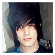 short hairstyles for men with fine hair also emo short hairstyles