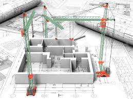 construction plans 3d plan drawing stock photo picture and royalty free image image