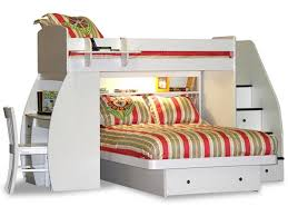 Plans For Twin Over Queen Bunk Bed by Bed With Desk Under Plans Queen Loft Bed With Desk Underneath