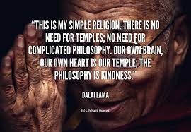 wedding quotes dalai lama this is my simple religion quotesvalley