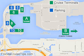 port canaveral map port canaveral cruises florida cruise tips