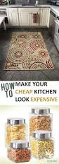 how to make your cheap kitchen look expensive