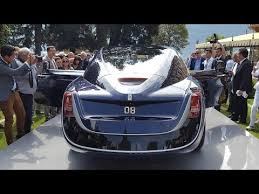 Worlds Most Comfortable Car Rolls Royce Sweptail World U0027s Most Expensive Car Youtube