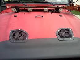 jeep hood vents my jeep needs to vent or a little under the hood eh part 1