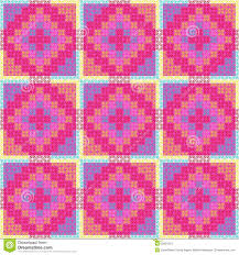 patchwork pattern stock illustration image of pattern 32821354