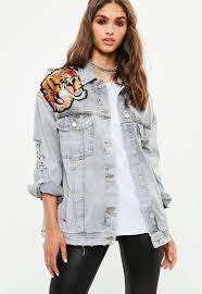 denim clothing u0026 double denim fashion missguided denim