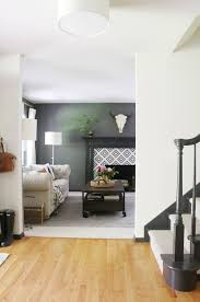 the moody living room makeover reveal jones design company