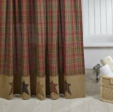 country shower curtains stratton 72 x 72