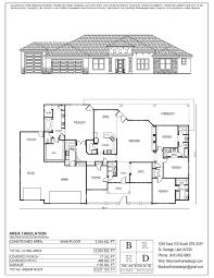 plans blackrock home design