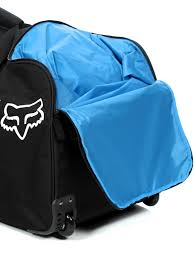 fox motocross gear nz fox black 2017 shuttle 180 mx roller gear bag fox