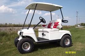 st louis cardinals themed club car personal golf carts custom