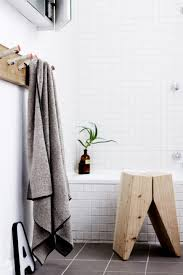 White On White Bathroom The Best White And Timber Bathroom Designs