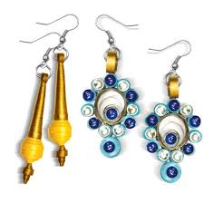 paper quilling jewellery diy paper quilling jewellery kits from
