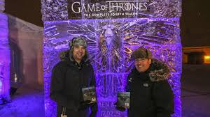Hotel De Glace Canada by Hbo Canada Chills Out In Quebec City For U0027game Of Thrones U0027 Season