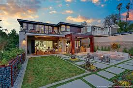 mid century modern loveseat exterior modern with