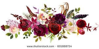 Burgundy Flowers Burgundy Stock Images Royalty Free Images U0026 Vectors Shutterstock