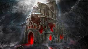 halloween facebook background halloween images halloween house hd wallpaper and background photos