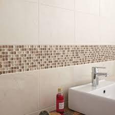 frise carrelage cuisine frise carrelage mural salle de bain stunning luxe frise murale
