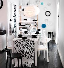 black and white dining room ideas ikea 2013 catalog unveiled inspiration for your home
