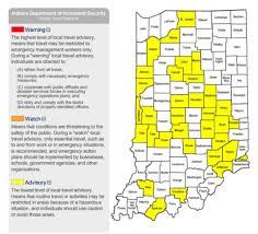 Indiana Travel Directions images Travel advisories issued for several counties in central indiana jpg