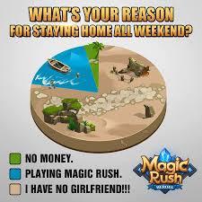 magic rush heroes home facebook