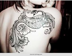 top 10 beautiful peacock feather mehndi designs