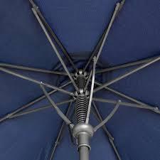 10 Ft Patio Umbrella by 8ft 9ft 10ft Outdoor Patio Market Umbrella Aluminum Crank Tilt