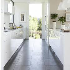 White Country Kitchen Ideas by White Country Galley Kitchen With Ideas Inspiration 45796 Kaajmaaja