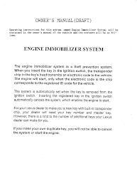 lexus dealership ri ri 14bty car immobilizer users manual users manual tokai rika co ltd