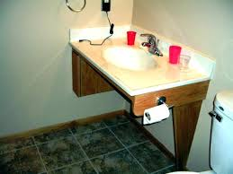 handicap accessible bathroom design handicap bathroom vanity handicap bathroom vanity handicap