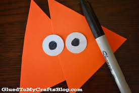 dr seuss inspired easy fox kid craft glued to my crafts