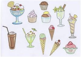 types of ice cream different types of frozen desserts