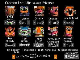 Customize Meme - customize the golden matpat by mangletheepicfox on deviantart